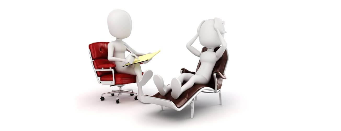 Quais são os principais tipos de psicoterapia?