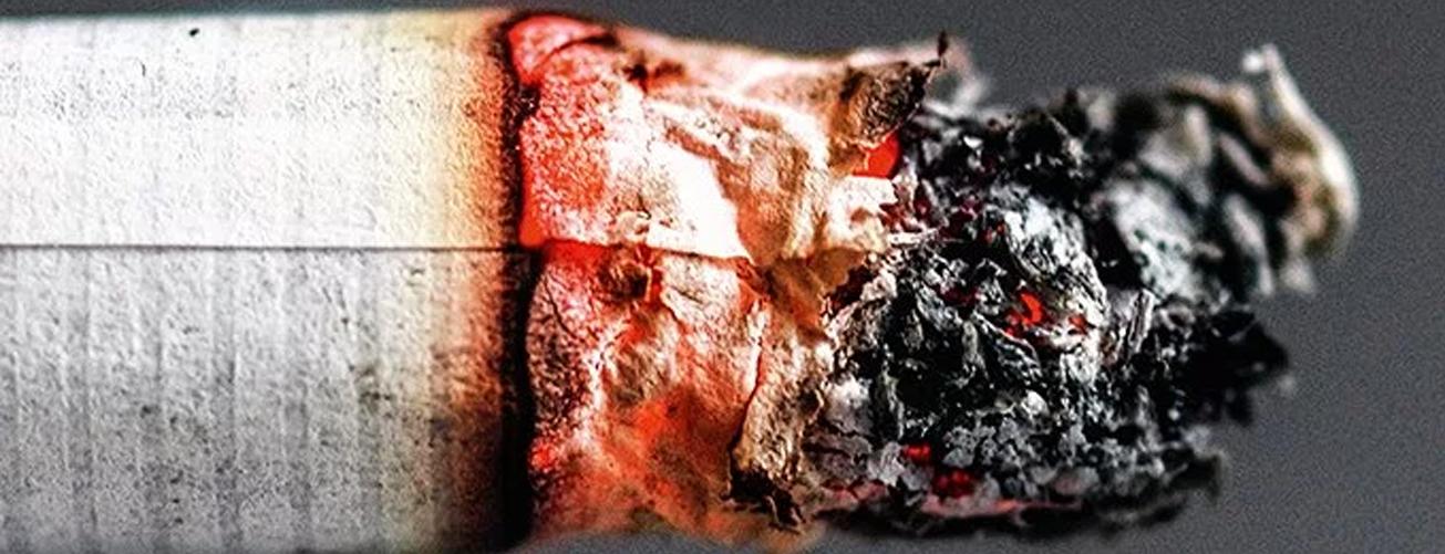 Vício em cigarro pode prejudicar a visão