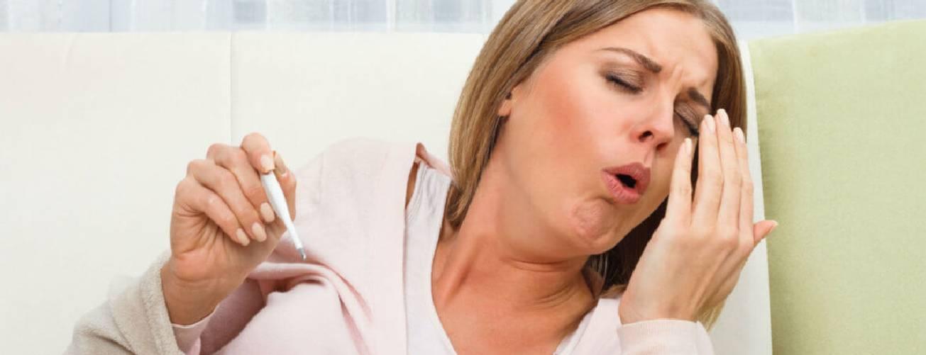 Tempo seco aumenta três vezes ocorrência de sinusite