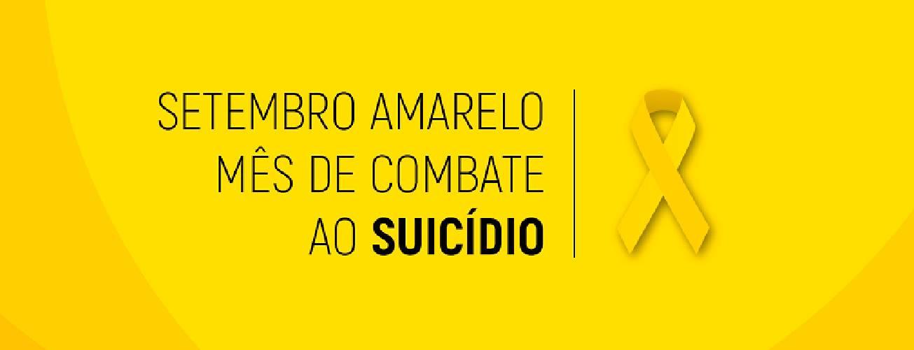 Setembro Amarelo – Prevenção ao Suicídio